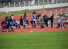 Стартовал чемпионат Узбекистана по легкой атлетике на призы НОК