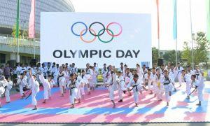 Как пройдёт в этом году «Олимпийский день»?