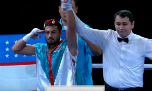 Olympic champion Fazliddin Gaibnazarov to return in December