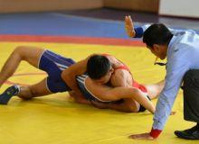 Самарканд принимает Кубок Узбекистана по спортивной борьбе