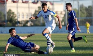 U16 Uzbekistan beat Bunyodkor-2003 with a 2-0 win in friendly match
