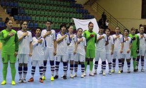 Женская молодёжка досрочно стала второй на CAFA U-19 Girls' Futsal Championship 2020.