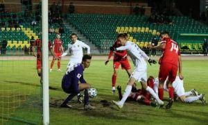 «Тобол» в полуфинале. Сергеев вышел на поле на замену