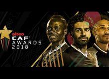 Африканинг 2018 йилдаги энг яхши футболчиси ким бўлади?