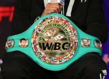 The WBC has released an updated ranking