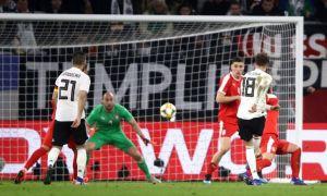 Германия - Сербия 1:1 (видео)