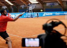 Хушхабар! Германияда теннис мусобақаси ўтказилмоқда