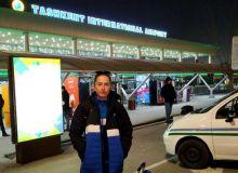 Велоспортсмены Узбекистана отправились в Дубай на УТС