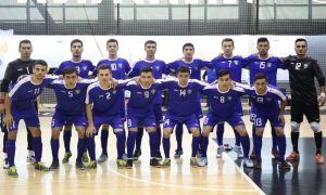 Сборная Узбекистана по футзалу провела первый товарищеский матч против Кыргызстана