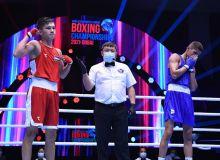 Наши боксёры продолжают участвовать в чемпионате Азии