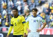 Швеция - Ўзбекистон 05.09.2021