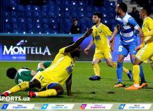 Match Highlights. FC Pakhtakor 2-0 FC Sogdiyona