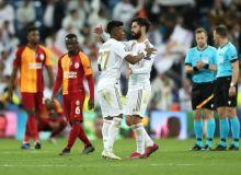 """Реал"" Мадридда ""Галатасарой""ни шарманда қилди (видео)"