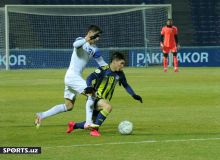 Match Highlights. FC Pakhtakor 2-1 FC Kokand