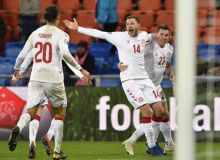Евро-2020 саралаши. Швейцария – Дания ҳамда Норвегия – Швеция учрашувлари 3:3 ҳисобида якунланди