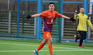 Jasurbek Yakhshibaev awarded Player of the Month in Belarusian Energetik-BGU