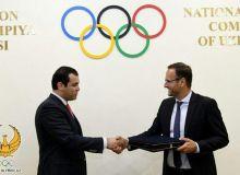 В НОК состоялись переговоры с крупной производительной компанией Франции