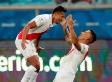 Америка кубоги. Перу амалдаги чемпионни йирик ҳисобда енгди ва финалга йўл олди
