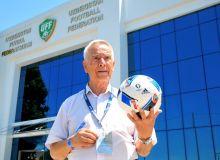Ўзбек футбол журналистикаси фахрийси улуғ ёшни қарши олди