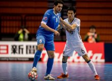 Photo Gallery. Uzbekistan to receive a defeat from Japan