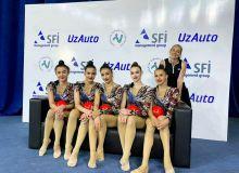 Названы даты проведения World Challenge Cups по художественной гимнастике