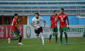 FC Lokomotiv come from behind to draw 1-1 with FC Kizilkum