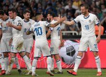 Греция - Италия 0:3 (видео)