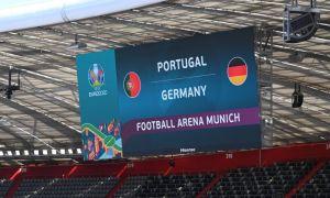 Евро-2020. Португалия - Германия: Матнли трансляция