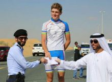 Велоспортсмен Узбекистан стал победителем международного турнира