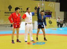 Самбо: Жаҳон чемпионатининг иккинчи куни икки медални қўлга киритдик