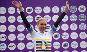 Забелинская пополнила копилку сборной Узбекистана первым золотом