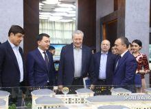 Хоккей афсоналарига Tashkent City'даги замонавий хонадонларининг калитлари топширилди