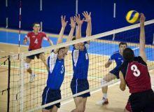 В Фергане проходит чемпионат Узбекистана по волейболу