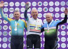 Фахрий велоспортчимиз Осиё чемпионати совриндори бўлди