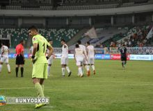 FC Bunyodkor stun FC Bukhara with a 3-0 victory in Tashkent