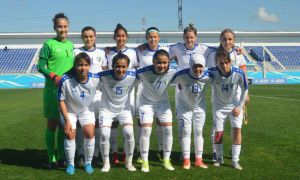 Женская национальная сборная Узбекистана проведет в Ташкенте два товарищеских матча против Индии