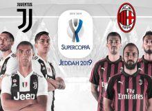 Футбол ТВ Италия Суперкубоги учрашувини жонли эфирда намойиш қилади