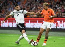 Голландия - Германия 2:3 (видео)