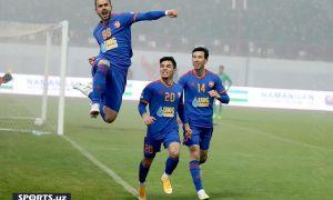 Photo Gallery. FC Navbahor 1-2 FC Nasaf