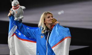 Четвёртая Олимпиада для Светланы Радзивил