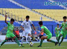 CAFA U-15 CHAMPIONSHIP. Ўзбекистон-Тожикистон 3:0 (Фото)