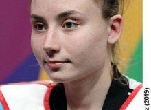 Светлана Осипова бронза медал соҳиби