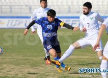 Transfer News. Zafar Turaev inks a 24-month contract with FC Navbahor