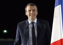 Франция президенти ЖЧ-2018 учрашувларига ташриф буюради