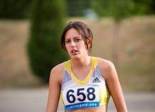 Александра Юркевская завоевала серебряную медаль