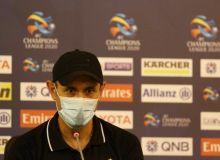 Persepolis head coach wishes a quick recovery to Pakhtakor head coach Shota Arveladze