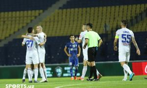FC Pakhtakor stun FC Andijan with a shocking 5-1 win