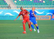 Игрок «Согдианы» в составе сборной Литвы принимает участие в Лиге Наций
