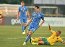 Литва - Украина 0:3 (видео)