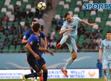 FC Bunyodkor escape from a defeat in Bukhara
